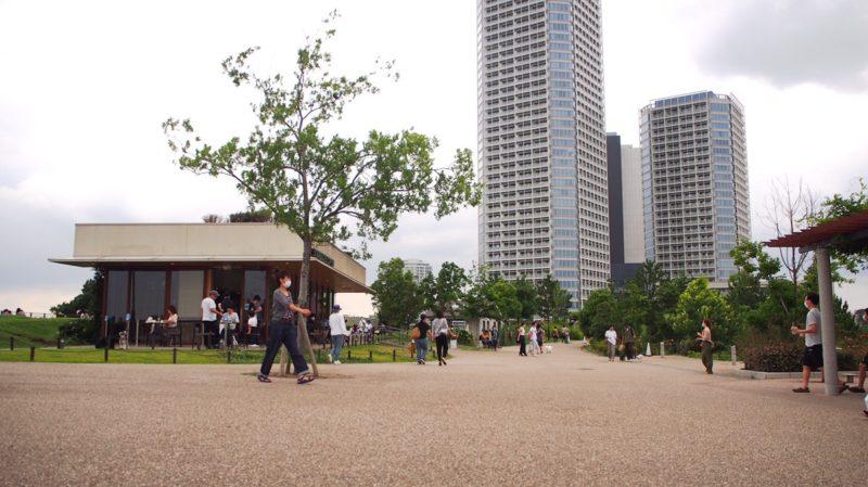 二子玉川駅前広場