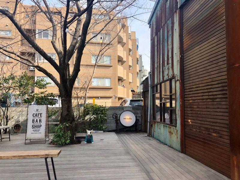 カフェ「SOUL TREE 」