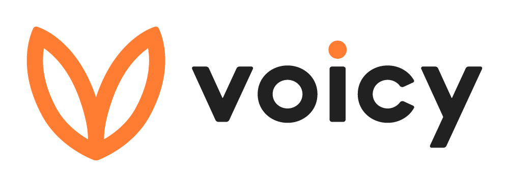 voicy logo