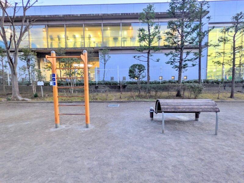 公園健康器具